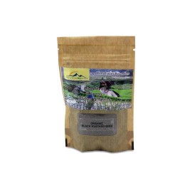 Hand Grounded Black Mustard Seed by Hill Farmers