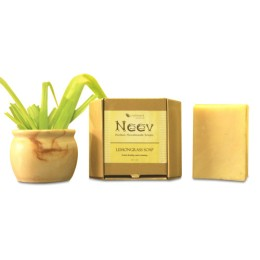 Neev Lemongrass Soap by Women SHG from Jharkhand