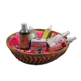 Exclusive Mother's Day Gifting Hamper of 100% Natural Beauty Products (Small)