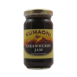 Pure Organic Strawberry Jam by Women Groups From Uttarakhand